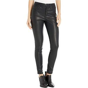 BLANK NYC The Great Jones High-Rise Faux Leather